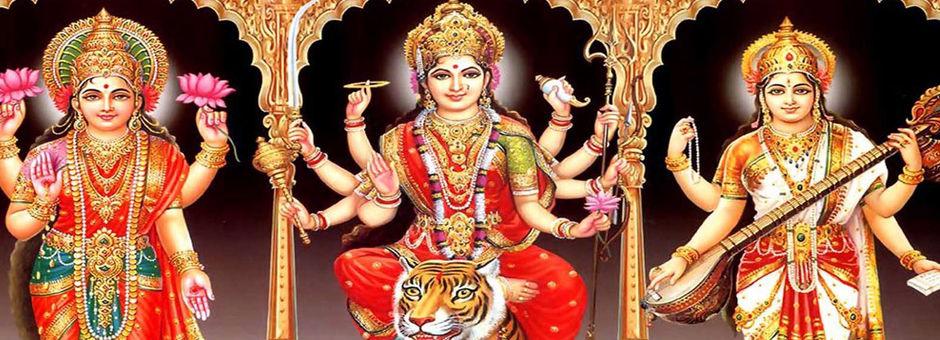 Shri Sanatan Dharm Mahasabha wenst een ieder een Shubh Navratri toe