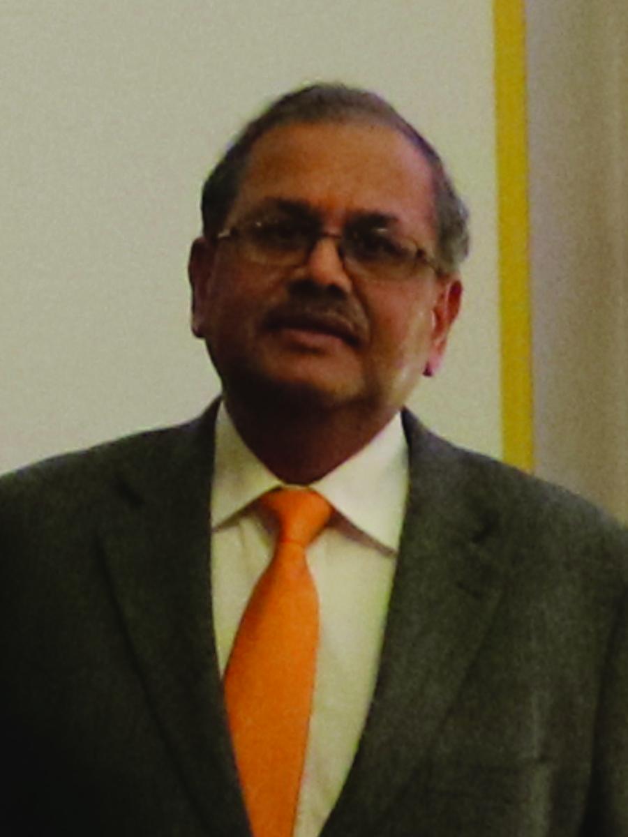 S. Mahesh