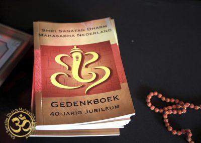 Mahasabha 40 jarig jubileum